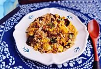 #橄享国民味 热烹更美味# 海参蛋炒饭的做法