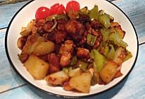 #多力金牌大厨带回家-上海站#三杯鸡的做法