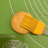 豆沙馅南瓜饼#馅儿料美食,哪种最好吃#的做法图解8