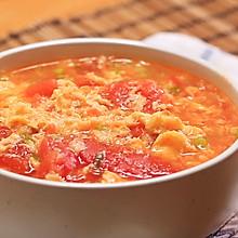 西红柿鸡蛋面—迷迭香
