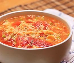 西红柿鸡蛋面—迷迭香的做法