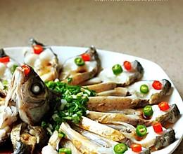 ~孔雀开屏鱼~原汁原味最好吃的做法