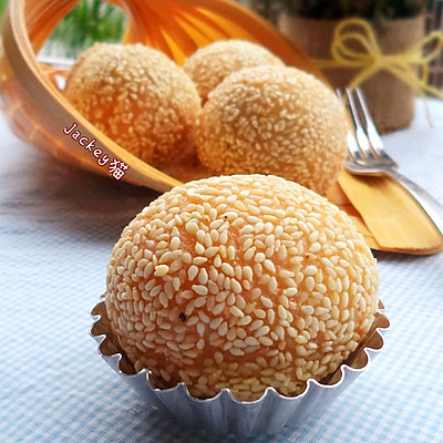 芝麻糯米球