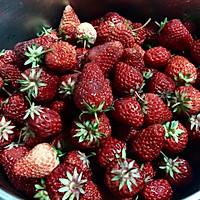草莓果酱#最萌缤纷儿童节#的做法图解1
