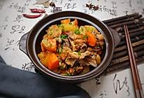 红萝卜土豆焖鸡块的做法