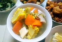 滋补小排汤的做法