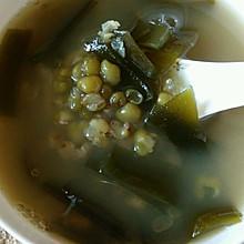 绿豆海带汤