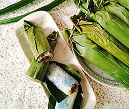 东南亚美食第一弹娘惹菜rempah Udang虾米糯米卷的做法