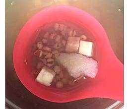 祛湿粥的做法