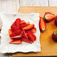 草莓抱抱卷的做法图解8