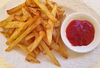 #美食视频挑战赛# 家庭版炸薯条,小朋友的最爱。的做法