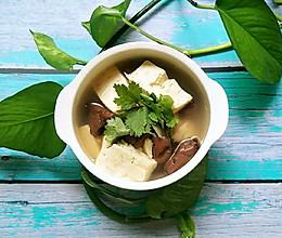 猪红豆腐汤的做法