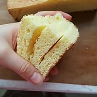 海绵蛋糕奶酪包(比超红奶酪包更软妹!的做法图解16