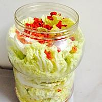 国产泡菜--最简单的剁椒泡大白菜的做法图解5