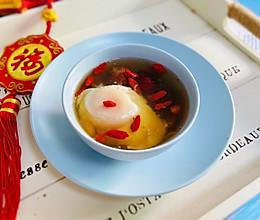 #憋在家里吃什么#糖水鸡蛋的做法