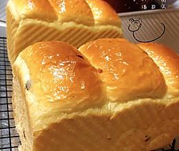 淡奶油吐司(冷藏中种法)的做法