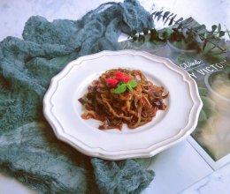 #爽口凉菜,开胃一夏!#凉拌海蜇丝的做法