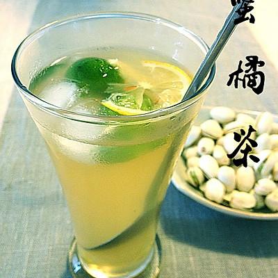 柠檬蜜橘茶