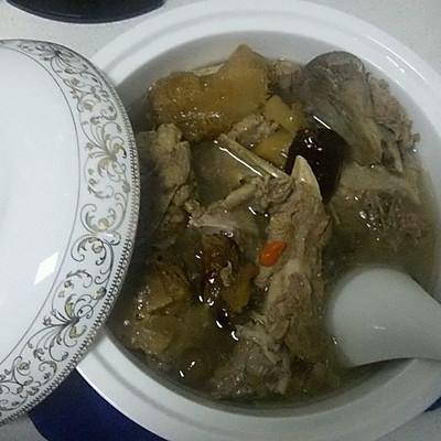 补气养胃汤