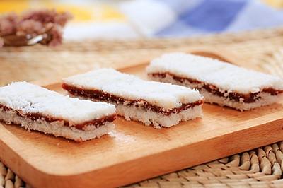 豆沙松糕—迷迭香