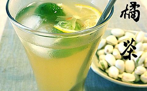 柠檬蜜橘茶的做法