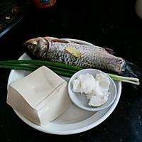 奶白鲫鱼汤的做法图解1