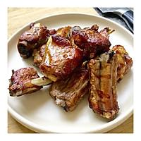 无油烤肉 美味排骨--空气炸锅--#离开肉不能活#秀午餐#的做法图解7