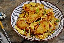#一人一道拿手菜# 香酥翅中的做法