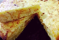西班牙土豆饼--在家也能吃到正宗西班牙美食的做法