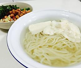 贵州特色豆花面的做法