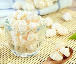 分分钟学会的酸奶溶豆,锻炼咀嚼和吞咽,附失败点解析,必收藏的做法