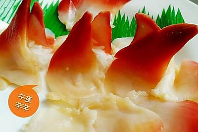 加拿大北极贝寿司