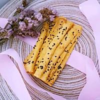 红薯酥条饼干