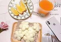 宝宝辅食系列~奶香小馒头的做法