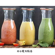 每天一杯蔬果汁,健康美丽喝出来