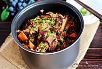 香菇排骨饭#美的初心电饭煲#的做法