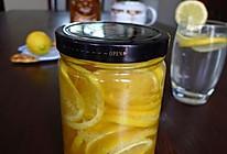 自制蜂蜜柠檬茶的做法