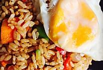 黑椒洋葱炒饭「吃它」的做法