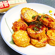 蚝油日本豆腐