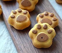 #童年不同样,美食有花样# 猫爪蛋糕的做法