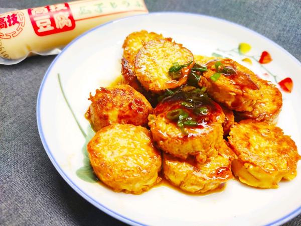 蚝油日本豆腐的做法