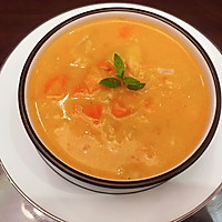 蔬菜浓汤的做法图解6