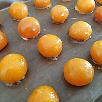 蛋黄酥#约会MOF#的做法图解4