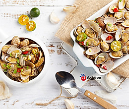蛤蜊这样做,汤汁都可以拌饭吃几碗!醇厚蒜香黄油蛤蜊的做法