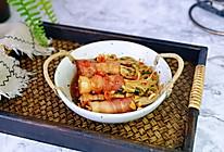 #我们约饭吧#培根金针菇卷的做法
