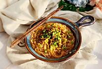 #钟于经典传统味#香辣麻酱拌米粉的做法