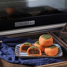 #鲜到鲜得,月满中秋,沉鱼落宴#柿柿如意月饼