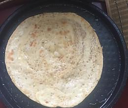 芝麻盐薄饼的做法