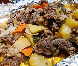 烤羊腿肉的做法