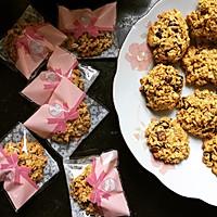 低糖无脂燕麦饼干 减肥零食